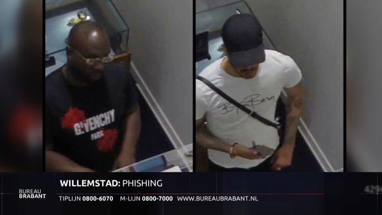 Willemstad, Amsterdam - Gezocht - Phishing in Willemstad